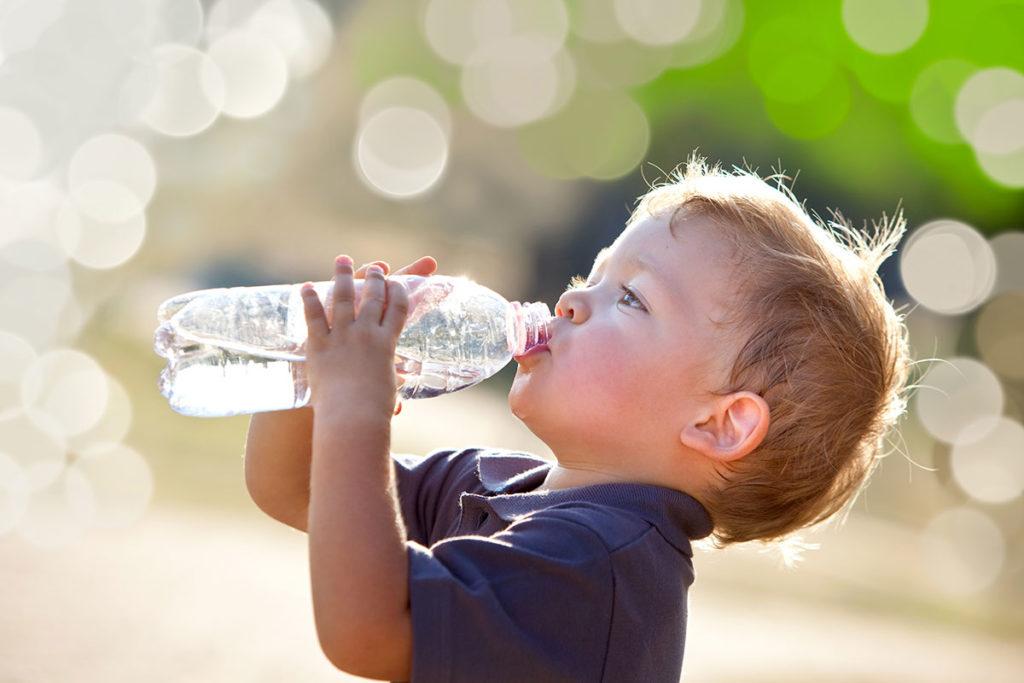 L'importance de l'hydratation pour les enfants