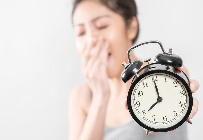 L'importance du respect des rythmes de sommeil - Parinat