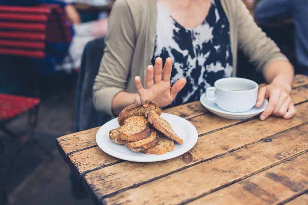 Comment faire en cas d'intolérance au gluten