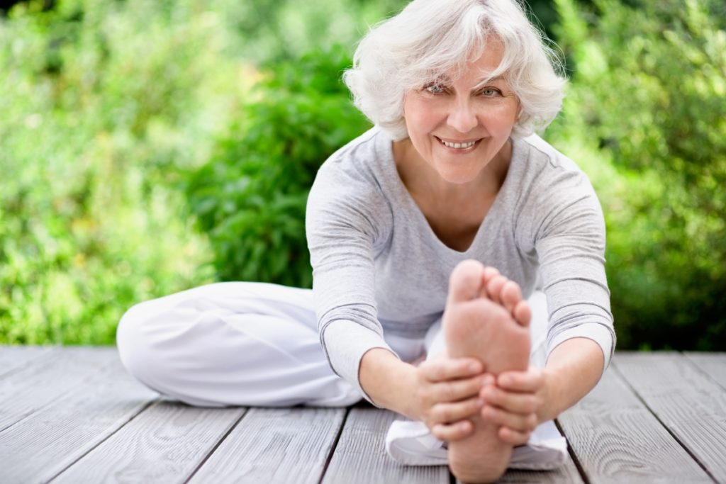 Soulager l'ostéoporose